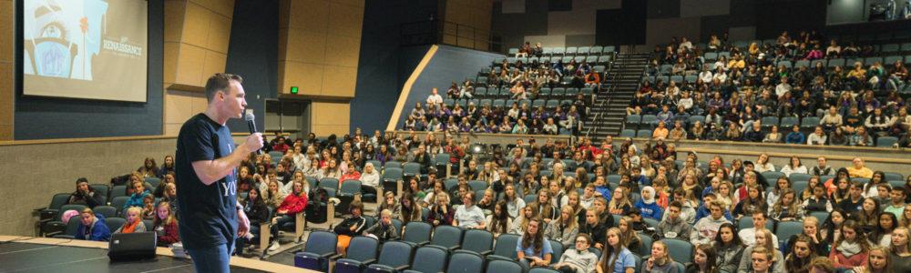 Rogers High School, Minnesota
